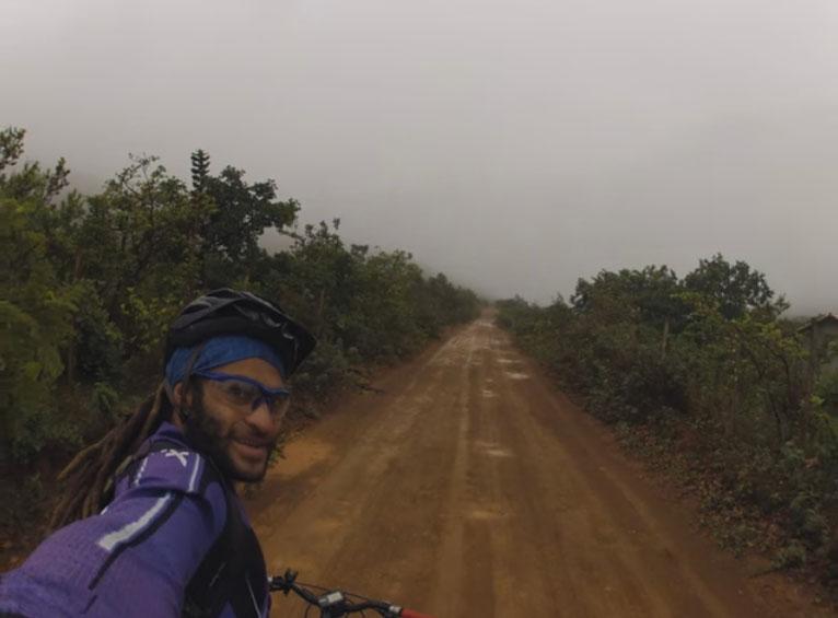 Bambu Aventura Lapinha da Serra, pedalando pela serra!